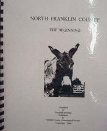 Cover of North Franklin County, The Beginning (1907-1918)