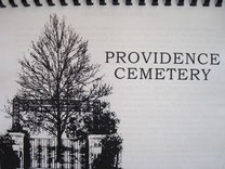 Cover of Providence Cemetery