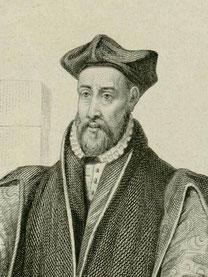 Philibert de L'Orme. (Source : Wikimedia Commons, téléversé par Ancalagon)