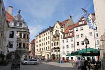 Pltzl Hofbräuhaus Sightseeing Munich Münchens Sehenswürdigkeiten Stadtfürhung Tour