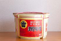 赤味噌10kg樽