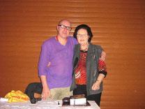 Dimanche 24 mars 2013 avec Nicole DRON et Bertrand RETAILLEAU