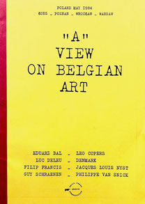 A View on Belgian Art, Guy Schraenen Archive for Small Press & Communication A.S.P.C.