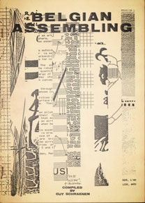 Belgian Assembling, Guy Schraenen Archive for Small Press & Communication A.S.P.C.