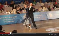 プロスタンダード優勝Sergey Belozerov - Ekaterina Belozerova動画
