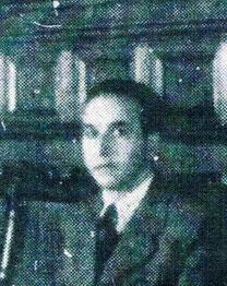 Jonny Isidor Silberge (aus einem Bericht in der Kurhessischen Landeszeitung) Aufnahme Eberth