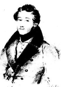 Charles DUVERNET - portrait par G. Sand