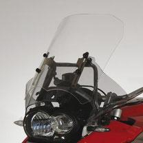 Windschilder für BMW R1200GS + Adventure