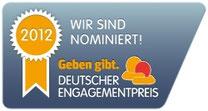 Deutscher Engagementpreis 2012