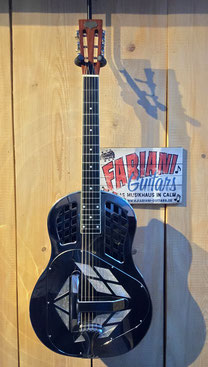 Paramount Tricone 1933 Resonator-Gitarre, Dobrogitarren, Lapsteel & Mandolinen- Gitarren, Musik Fabiani Guitars, 75365 Calw, Nagold, Stuttgart, Karlsruhe, Baden Baden. Freiburg, Konstanz, Meersburg