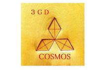 COSMOS立体黄金ダイヤ
