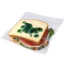 Theft Deterrent Moldy Sandwich Bags カビ付き!?サンドイッチバッグ ジップバッグ