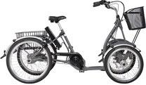 Pfau-Tec Monza Elektro-Dreirad Quad-Fahrrad Beratung, Probefahrt und kaufen in Schleswig