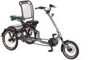 Pfau-Tec Scoobo Elektro-Dreirad Quad-Fahrrad Beratung, Probefahrt und kaufen in Berlin
