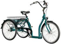 Pfau-Tec Ally Dreirad Elektro-Dreirad Beratung, Probefahrt und kaufen in Würzburg