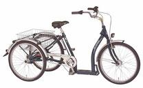 Pfau-Tec Dreirad Elektro-Dreirad Beratung, Probefahrt und kaufen in Würzburg