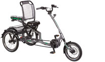 Pfau-Tec Scoobo Dreirad Elektro-Dreirad Beratung, Probefahrt und kaufen im Harz
