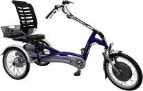 Van Raam EasyGo Scooter-Dreirad Beratung, Probefahrt und kaufen in Freiburg-Süd