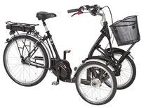 Pfau-Tec Pornto Elektro-Dreirad Front-Dreirad Beratung, Probefahrt und kaufen in Lübeck