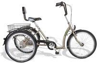 Pfau-Tec Comfort Dreirad Elektro-Dreirad Beratung, Probefahrt und kaufen in Würzburg