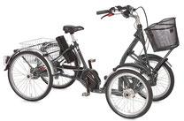 Pfau-Tec Monza Elektro-Dreirad Quad-Fahrrad Beratung, Probefahrt und kaufen in Ulm