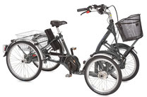 Pfau-Tec Monza Elektro-Dreirad Quad-Fahrrad Beratung, Probefahrt und kaufen im Harz