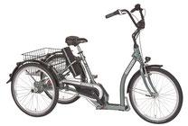 Pfau-Tec Torino Elektro-Dreirad Beratung, Probefahrt und kaufen in Pfau-Tec Scootertrike Sessel-Dreirad Elektro-Dreirad Beratung, Probefahrt und kaufen in Lübeck