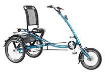 Pfau-Tec Scootertrike Sessel-Dreirad Elektro-Dreirad Beratung, Probefahrt und kaufen in Berlin