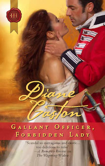 gallant officer forbidden lady