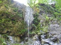 Барановский водопад