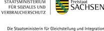 gefördert durch das Sächsische Staatsministerium für Soziales und Verbraucherschutz, die Sächsische Staatsministerin für Gleichstellung und Integration