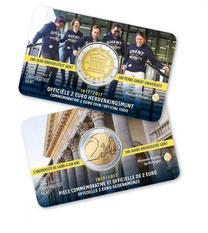 MONEDA BELGICA 2 EUROS 2.017 - UNIVERSIDAD DE GENT (VERSIÓN HOLANDESA) (SC/UNC) 12€.