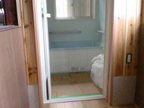 浴室、洗面脱衣室工事、内装工事