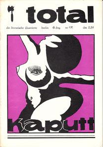 Karikatur von Uwe Witt in total