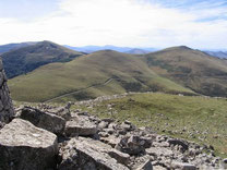 Le Col d'AZKONZABAL depuis Gamarthe