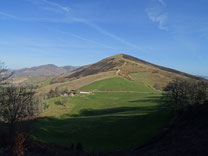 MEHATZE depuis le Col de LINDUS