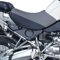 Caches latéraux | Chassis | Protection de fourche BMW R1200GS & Adventure