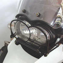 Protections de phare Protection clignotants LED  BMW R1200GS & Adventure
