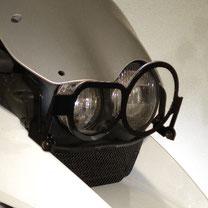 Protection de phares BMW R1150GS & Adventure