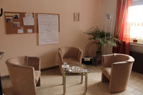 Besprechungsraum Pädagogische Praxis Ehe- und Sexualberatung