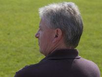 Der 1. Vorsitzende Thomas Meister