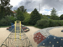 Top 5 playgrounds in Neukölln
