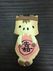 かまししちゃんクッキー