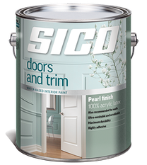 SICO DOORS AND TRIM PAINT