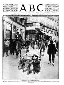 Huelga general del 14 de agosto de 1917.