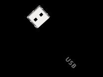 USBメモリーのデータ復旧