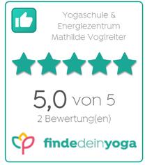 Bewertungen Yogaschule Mathilde Voglreiter bei Finde dein Yoga