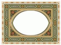 Рамки и бэкграунды в векторе