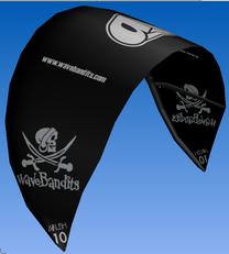 sicherster Schulungs Kite auf dem Markt