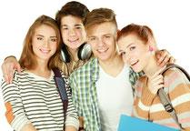 Was ist bei der Prophylaxe bei Teenagern zu beachten? Klicken Sie hier! (© s_l - Fotolia.com)